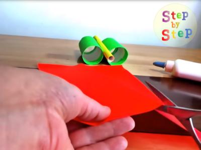 Jocuri și activități pentru copii (4-6 ani) – BINOCLUL DIN HÂRTIE