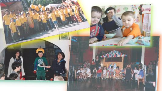 20 de ani de zâmbete, amintiri și experiențe