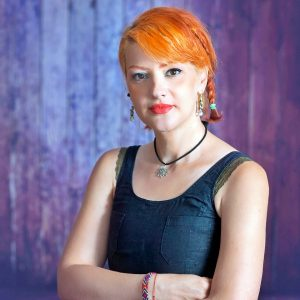 Magda Saba prof arta 14 ani
